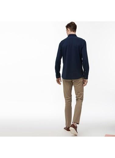 Lacoste Erkek Slim Fit Pantolon HH0012.12K Kahve
